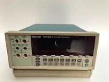 TEKTRONIX DMM4020 5-1/2 DIGIT PRECISION DIGITAL MULTIMETER -FREE SHIPPING-