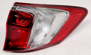 OEM Acura RDX Right Passenger Side LED Tail Lamp 33500-TX4-A51 Lens Flaw
