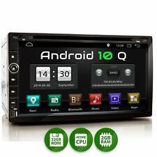 Android 10 Autoradio 2din GPS Navi Bluetooth USB WiFi 32gb