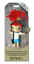 Watchover Voodoo Puppe Rock'n Roll -Schlüsselanhänger - Glücksbringer -neu!