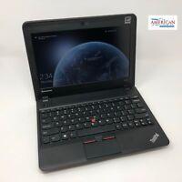 Lenovo X131e -Core i3 @ 1.90GHZ - 4GB RAM - 320GB HD - Webcam - Windows 10 Pro