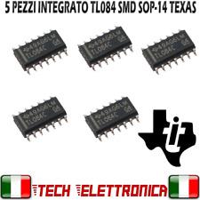 5PZ  TL084 SMD SOIC14 SOP14 JFET Quad Operational Amplifier TL084C