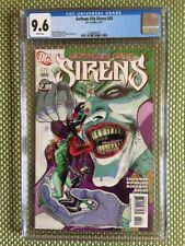 Gotham City Sirens #20 CGC 9.6 (2011)