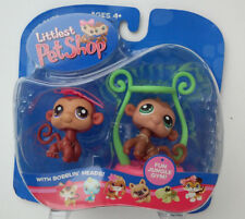 LITTLEST PET SHOP NIP MONKEY TWINS JUNGLE GYM UNOPENED 96a91c7d073e7