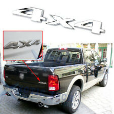 1x For Jeep Dodge Ford Truck Van Pick-up SUV 4x4 Emblem Decal Sticker Badge