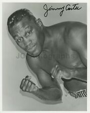 Jimmy Carter - Boxing - Signed 8x10 Photograph