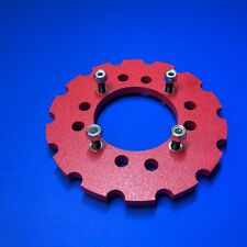 B.C.C Poly Raptor 125 700 660 250Sprocket Guard Protector 1/2 Hardware Universal