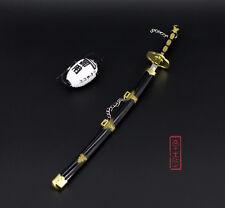 One Piece Roronoa Zoro Wado Ichimonji Sword  Japanese katana  23cm black #2