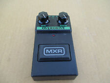80's MXR Overdrive-Made in USA
