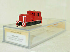 Bachmann N Scale DCC Compatible Undecorated MDT Plymouth Diesel