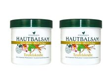 (19,98€/L) Herbamedicus ★ Teufelskralle Hautbalsam ★ (2 x 250 ml) skin balm