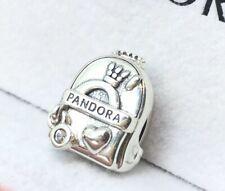 Pandora Genuine Adventure Backbag Charm S925 ALE #797859CZ