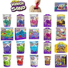 Kinetic Sand Play Many Varieties Shimmering Neon Colours Set Sets Fun