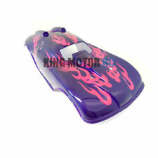 King Motor 1/5 Scale T2000 4WD Gas Truck Replacement Truggy Lexan Body Purple