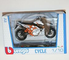 Burago - KTM 990 SUPERMOTO R - Motorcycle Model Scale 1:18