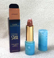 TARTE RAINFOREST OF THE SEA COLOR SPLASH LIPSTICK - RUM PUNCH - 0.12 oz. - BOXED
