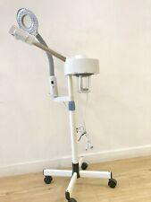 Hot Facial Steamer Beauty Salon Equipment with Ozone + Led Magnifying Lamp
