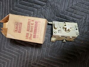 NOS OEM Rear Door Lock Latch assembly 1950 1951 Ford Mercury RH