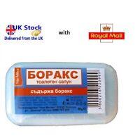 BORAX Soap Antiseptic Soothing Whitening Effect
