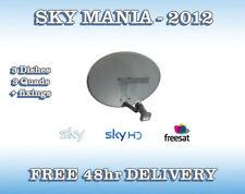 Unbranded/Generic Zone 1 TV Satellite Dishes