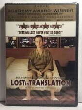 Lost in Translation Blu-ray Bill Murray New Free Shipping