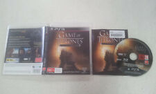 Game of Thrones A Tell Tale Games Series PS3