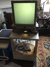 Canon M32043 Microprinter 90 w/ M38052 Microfilm Auto Carrier