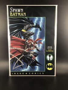 Spawn Batman Graphic Novel McFarlane Miller Image Comics (a1)