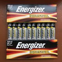 20 X Energizer Aa Industriel Piles LR6 Alcaline Durable 1.5 V Batterie