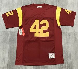 NWT! Headgear Classics Boyz N The Hood #42 Ricky Baker 1991 Football Jersey  2XL