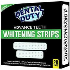 Teeth Whitening Strips - Kit of 28 :Exp 10/01/2021