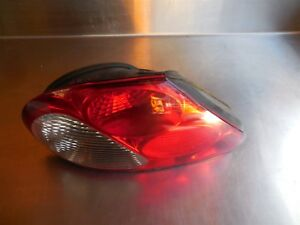 JAGUAR X TYPE 2004-2007 REAR LEFT DRIVER SIDE TAIL LIGHT TAILLIGHT USED OEM