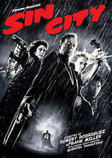 Sin City (DVD, 2005) Widescreen Mickey Rourke, Clive Owen, Bruce Willis