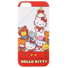 JAPAN HELLO KITTY IPHONE PC CASE FOR APPLE IPHONE 5 -KITTY FAMILY