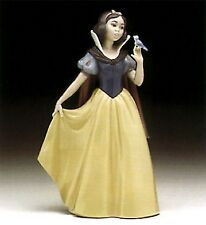 Lladro 7555 Snow White * from The Disney Collection