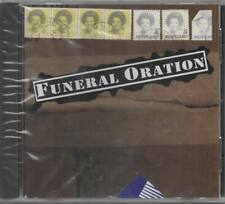 Funeral Oration CD NEU Still In A Punk Band Never Die Warrior What Is It
