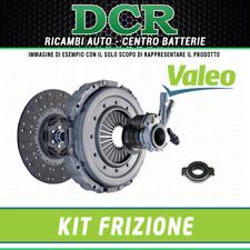 Kit frizione  VALEO 826641 AUDI A6 (4B2, C5) 1.9 TDI 130CV 96KW DAL 2001 AL 2005