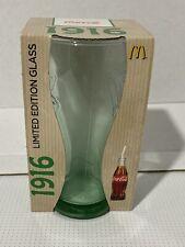 Coca-Cola Glas aus McDonalds Sonderkollektion aus dem Jahr 2012  /  Replica 1916