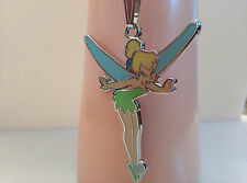 DISNEY Tinkerbell  Necklace in Mult-color Enamel and base Metal