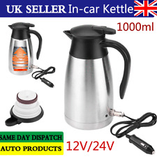 Kampa Travel 12v Electric Kettle 1L