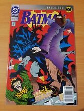Batman #492 ~ NEAR MINT NM ~ (1993, DC Comics)