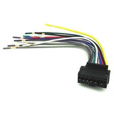 16 PIN Radio CD-Player Stereoempfänger KABELBAUM WIRE für JVC KD-AR3000