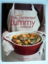WEIGHT WATCHERS - THE REALLY CONTENTED TUMMY COOKBOOK