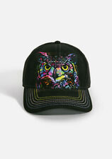The Mountain Dean Russo Strapback Cap Hat Owl Unisex NWT