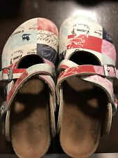 Birkenstock Girls Kids Clogs Sandals size C11 18 Pre Owned