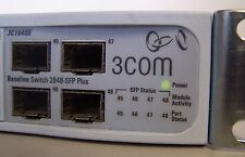 3Com 3C16486 Baseline 48-Ports Gigabit Switch (JE737A)