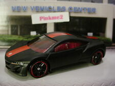 2017 Hot Wheels '12 ACURA NSX CONCEPT☆black;Red;pr5☆Multi pack exclusive☆LOOSE