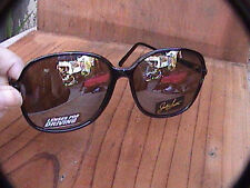jocelyn smith sunglasses women brown lenses with black & gold
