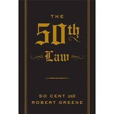 The 50th Law Robert Greene,  50 Cent Profile Books Ltd PB / 9781846680793