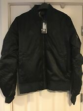 Adidas Paul Pogba Bomber Jacket Black Size Medium BNWT